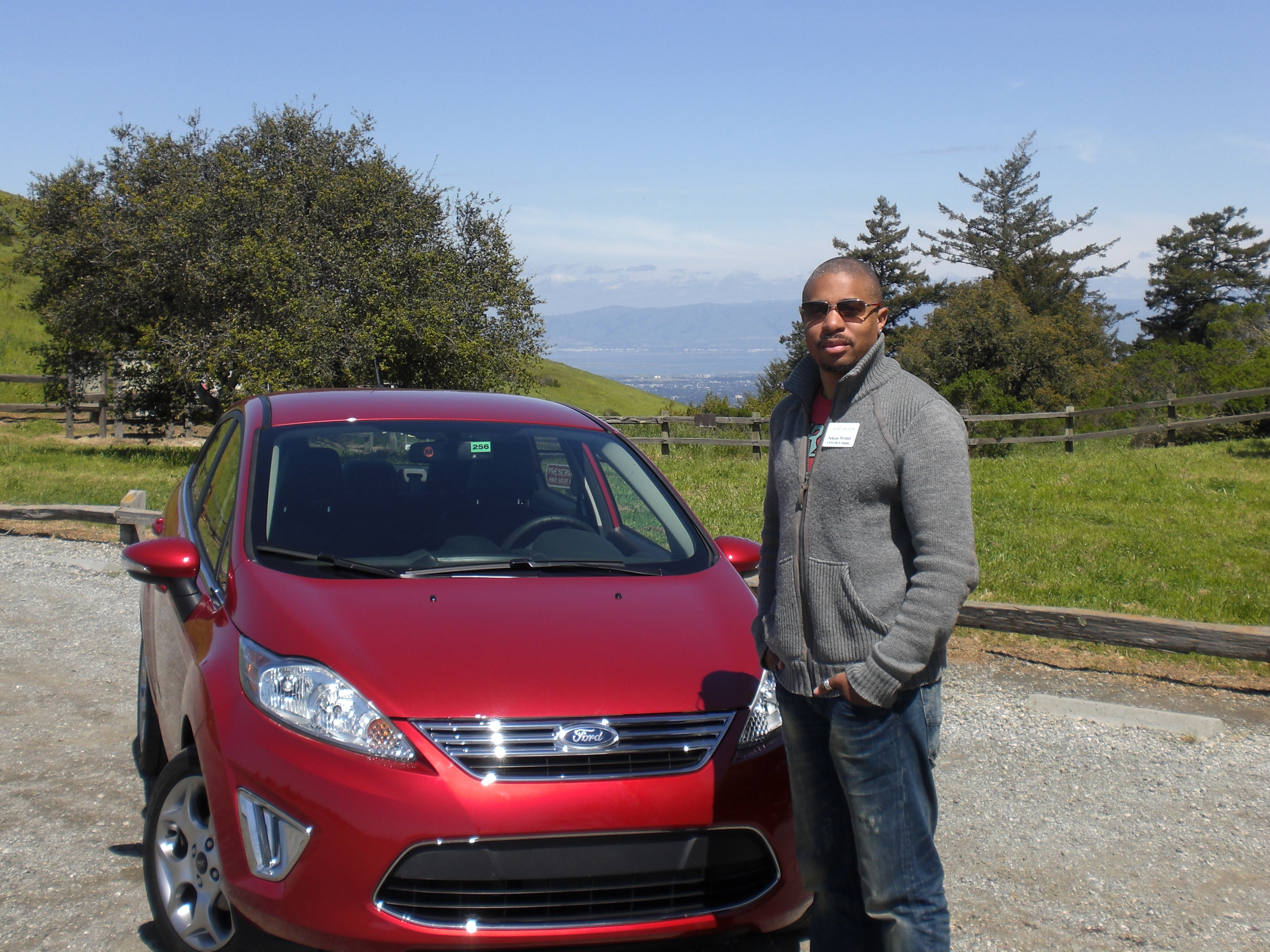 MISSION TEST DRIVE: Ford Fiesta (video)