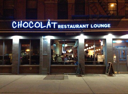 SIPS @ Chocolat (Harlem, NY)