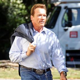 Celebrity Ride: Arnold Schwarzenegger
