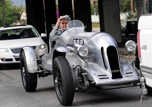 Celebrity Ride: Jay Leno