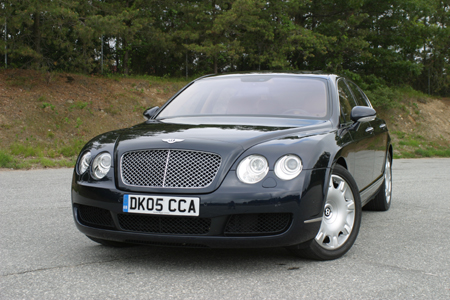 Huatai Group Clones Bentley