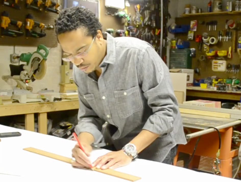 Scott Tucker Creates a Table for MLK, Jr.