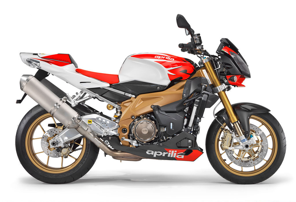 Aprilia Motorcycle pays tribute to the Space Shuttle