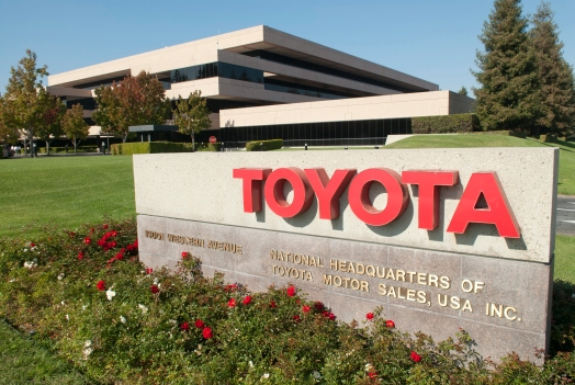 Toyota Among 40 Best Companies for Diversity