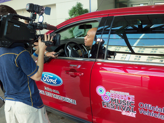 MISSION TEST DRIVE: Ford Edge in New Orleans (video)