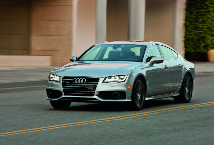 Audi Wins Big at Active Lifestyle of the Year Awards