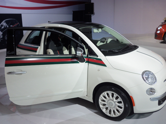 GALLERY: Fiat 500c by Gucci