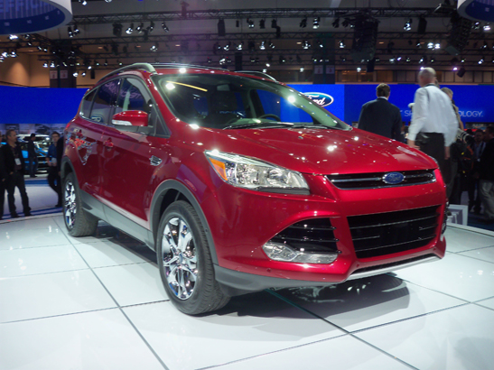 SNAPPED: 2013 Ford Escape