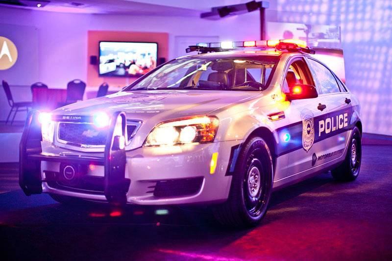 Cop Cars of the Future