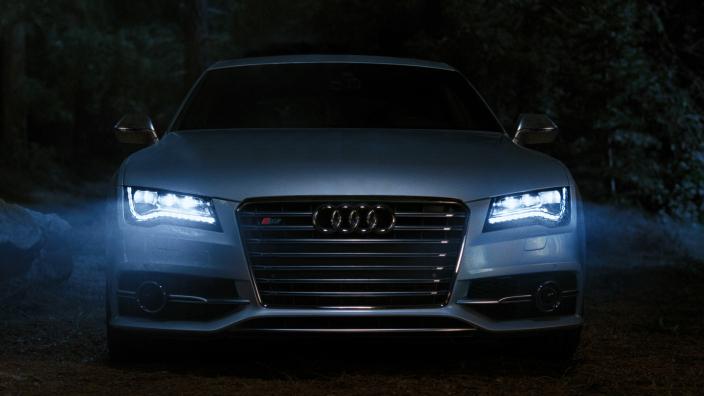 REVEALED: 2013 Audi S7 & Super Bowl Ad Teaser