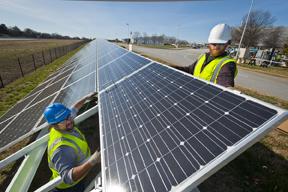Solar Power for BMW's Zentrum Museum