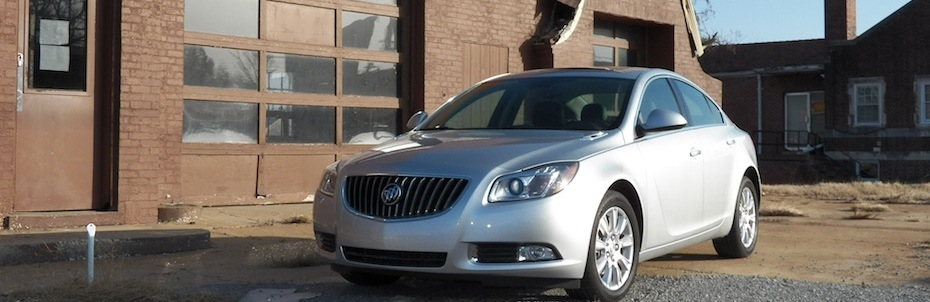 6 SPEED TEST DRIVE: 2012 Buick Regal