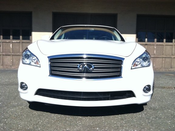 6 SPEED TEST DRIVE: 2012 Infiniti M Hybrid
