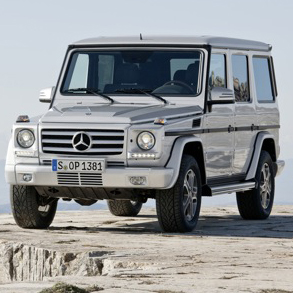 REVEALED: Restyled Mercedes-Benz G-Class