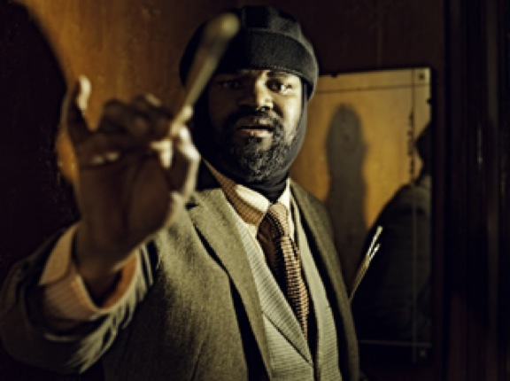 BODY SHOP: Gregory Porter's Musical Charisma