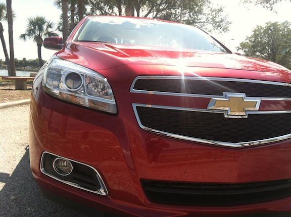 REVEALED: 2013 Chevrolet Malibu ECO
