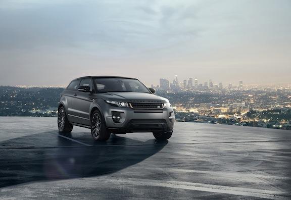 REVEALED: Victoria Beckham's Posh Range Rover!