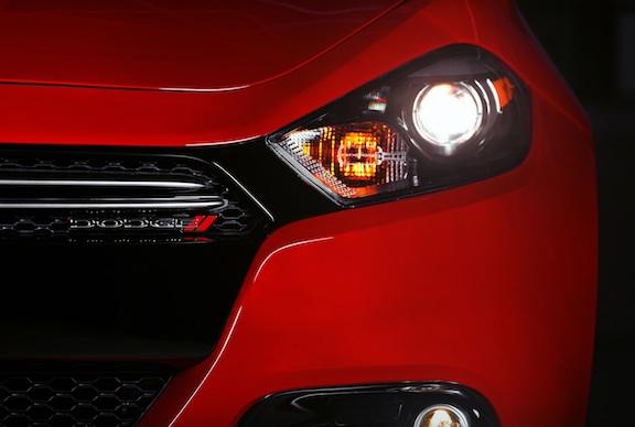 Ridin' Dart-y: Chrysler's Dodge Dart Hits the Bull's-Eye