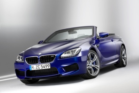 6 SPEED TEST DRIVE: BMW M6 Convertible
