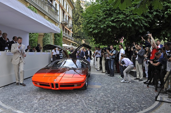 EVENT: Concorso d'Eleganza Villa d'Este 2012