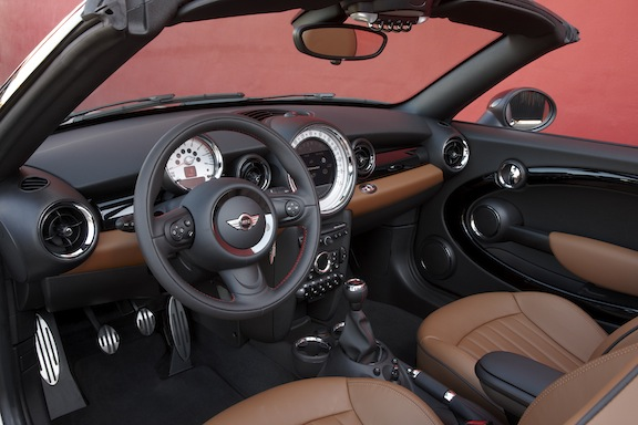 REVEALED: 2012 MINI Coupe Roadster
