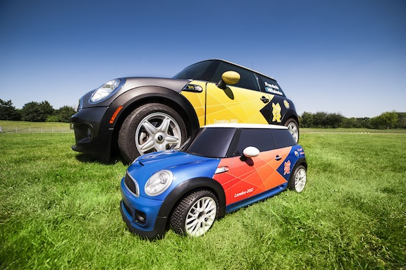 REVEALED: The Olympic Mini MINI