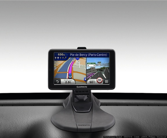The Dacia Duster Garmin SUV really (!) has GPS