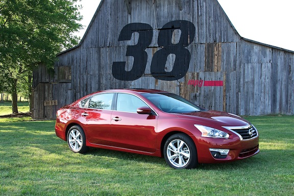 CONTEST: Win $50K and a 2013 Nissan Altima
