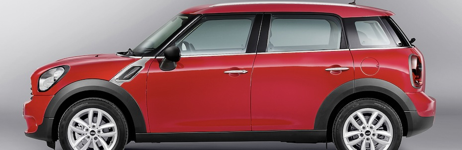 MINI Cooper Countryman Updates!
