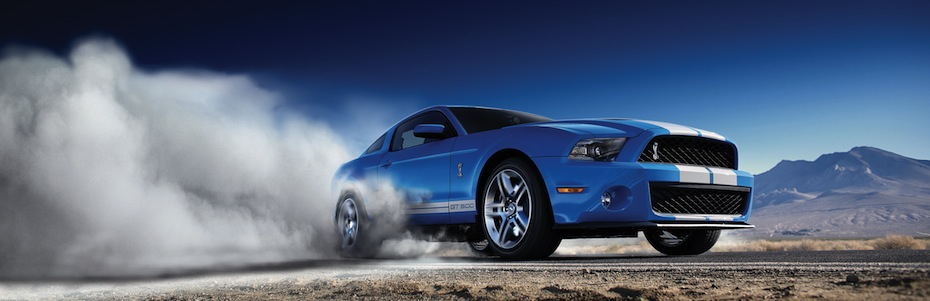 REVEALED: Ford Shelby GT500 Mustang