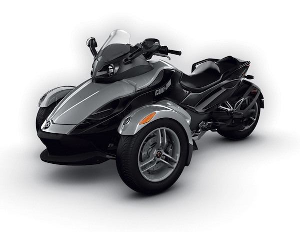 REVEALED: Can-Am Spyder RT Limited
