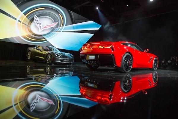 GALLERY: 2014 Corvette Stingray