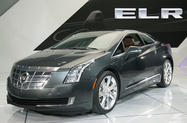 SNAPPED: Cadillac's 2014 ELR Hybrid