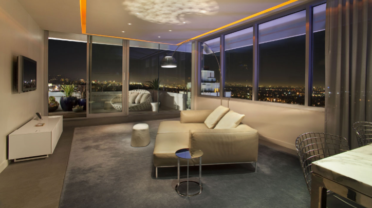 SUITE LIFE: Andaz West Hollywood (Los Angeles, CA)