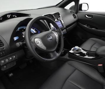 2013 Nissan LEAF Gets A Sound System Upgrade