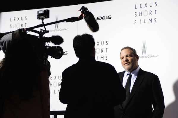 Lexus And The Weinstein Company Collaborate On Short Film Series