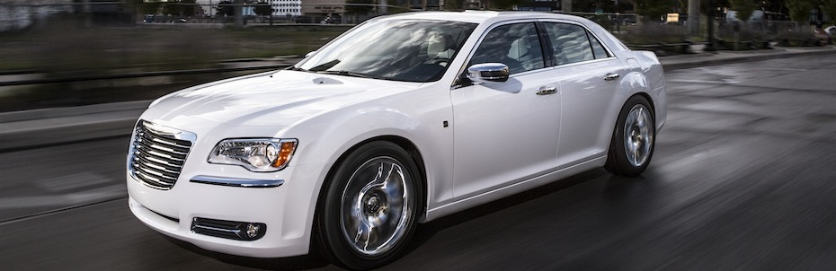 Motown on Broadway: Meet The 2013 Chrysler 300 Motown Edition