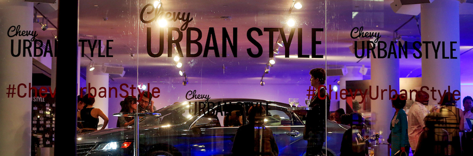GALLERY: #ChevyUrbanStyle 2014 Chevrolet Impala Event (NYC)