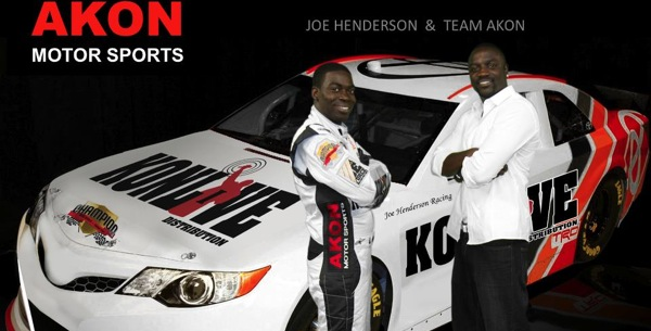 Joe Henderson and Akon