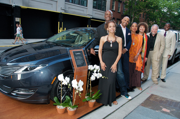 SNAPPED: Lincoln MKZ Hits The Red Carpet (NYC)