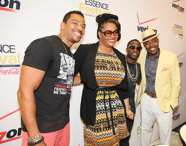 VIDEO: Kevin Hart, Jill Scott & Laz Alonzo Talk Tech