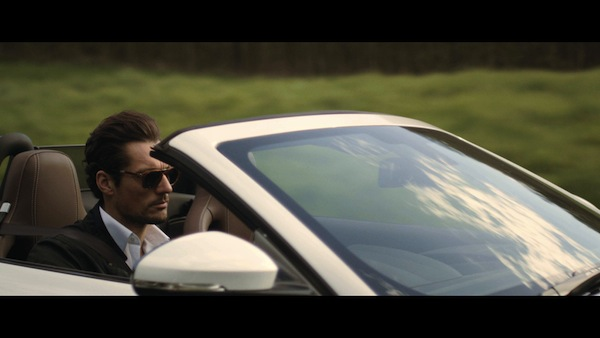 "VIDEO: ""Escapism"" featuring David Gandy and the all-new Jaguar F-TYPE"