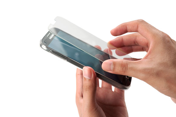 WISH LIST: Invisible Cell Phone Case (video)