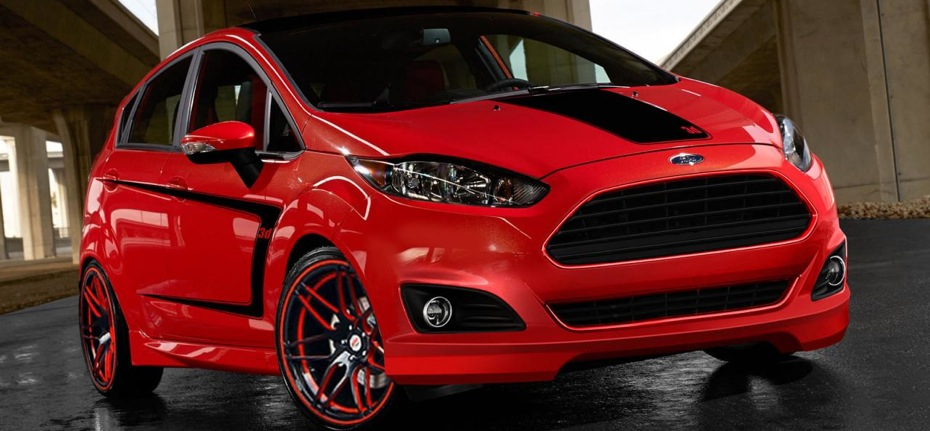 GALLERY: Ford Debuts 'Dreamcase' at SEMA 2013