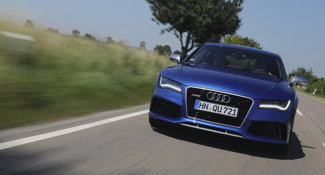 Audi to Annouce Partnership With Google At CES 2014