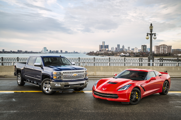 2014 North American Car and Truck of the Year: Chevrolet Corvett
