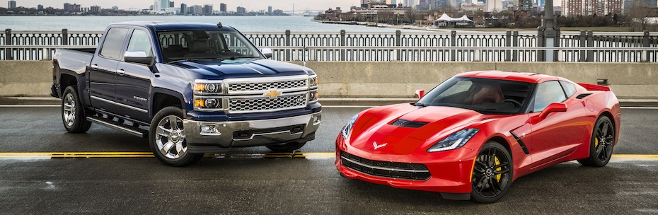 GM Sweeps North American Car and Truck of the Year