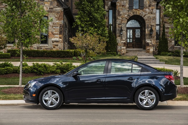 6 SPEED TEST DRIVE: 2014 Chevrolet Cruze Turbo Diesel