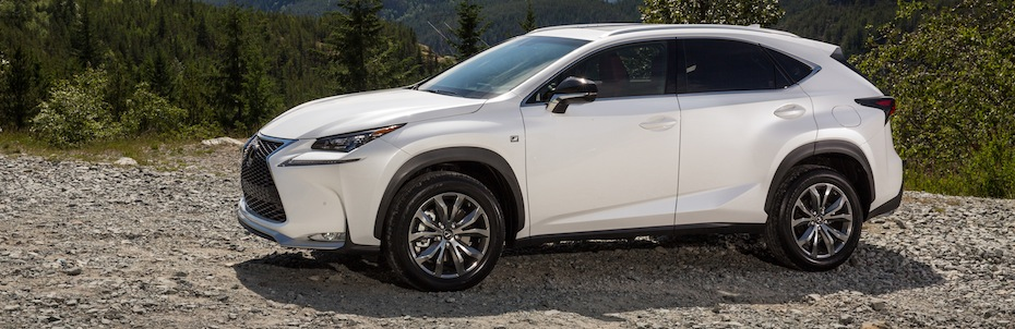 6 Speed Test Drive: 2015 Lexus NX
