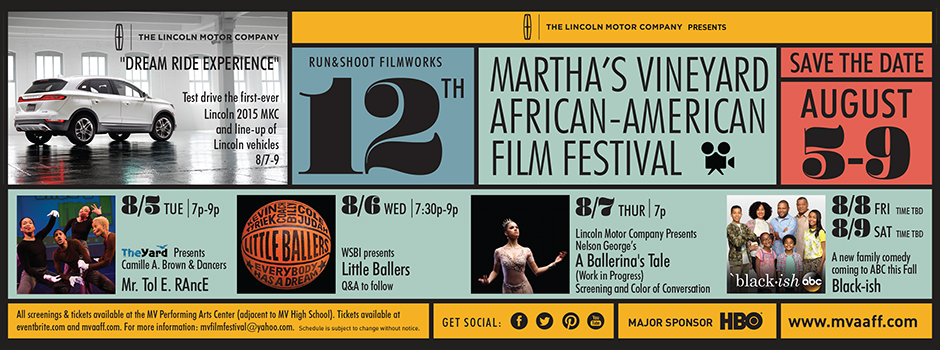 Lincoln Motor Company Presents Martha's Vineyard Film Festival